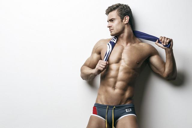 Kirill Dowidoff For ES Collection Swimwear 05