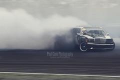 Black Smoke Racing W123 Mercedes Benz 300TD