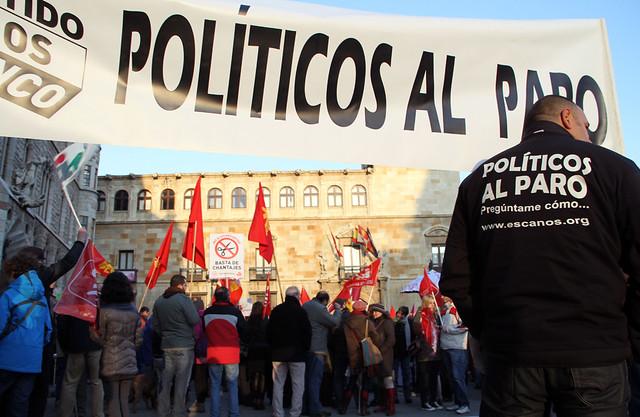 23 F MAREA CIUDADANA LEÓN UNIDOS CONTRA LOS RECORTES Y POR LA DEMOCRACIA