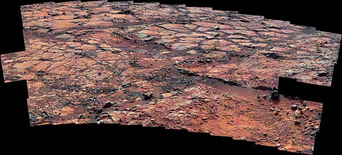 CURIOSITY sol 198 MastCam right