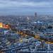 Paris @ sunset by A.G. Photographe