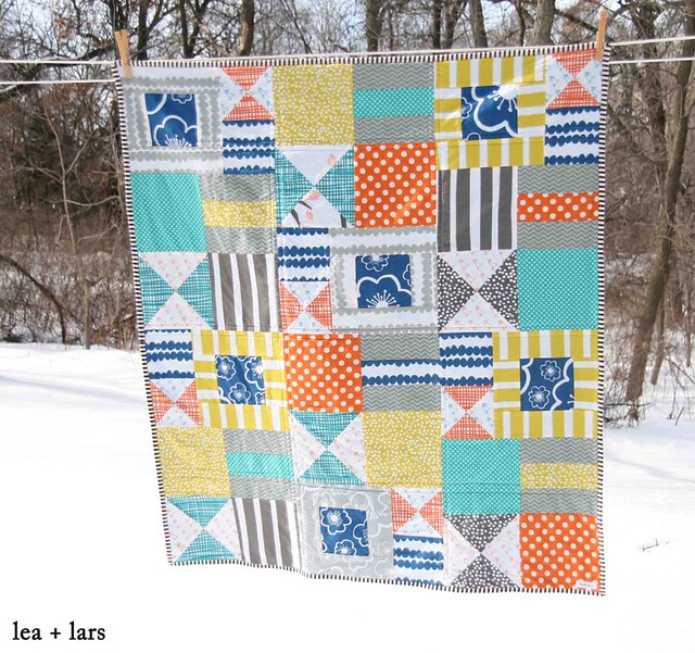 bizzy kid quilt