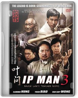 ScreenShoot IP Man 3 : The Legend Is Born (2010)