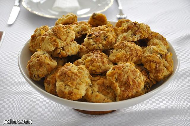Corn Flakes Kurabiye