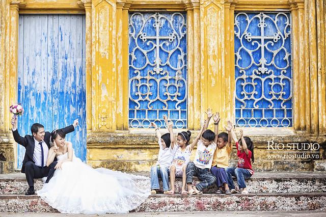 Ảnh cưới Hoàng - Ngọc (Nam Định)
