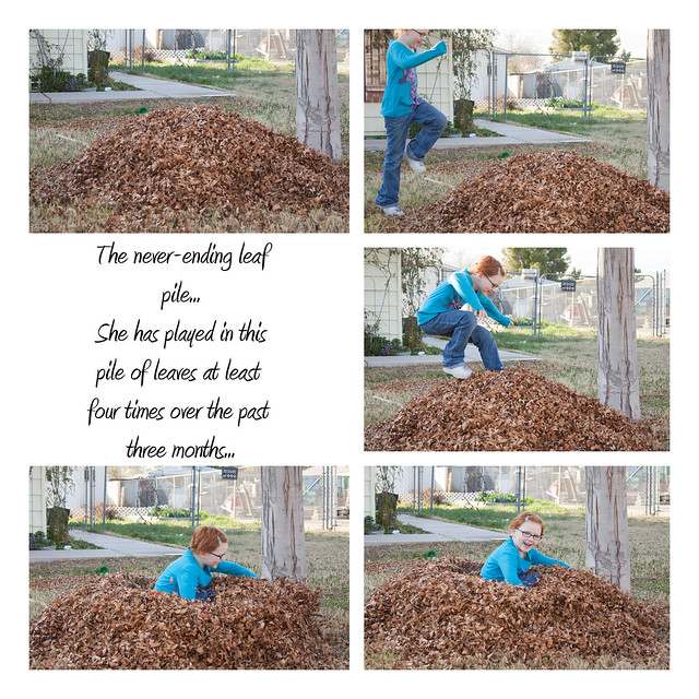 Leaf Jumping Template