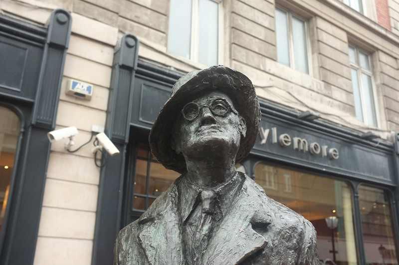 James Joyce nickname