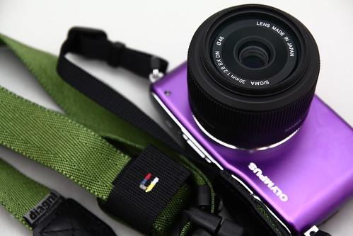 SIGMA 30mm F2.8 EX DN + OLYMPUS E-PM1