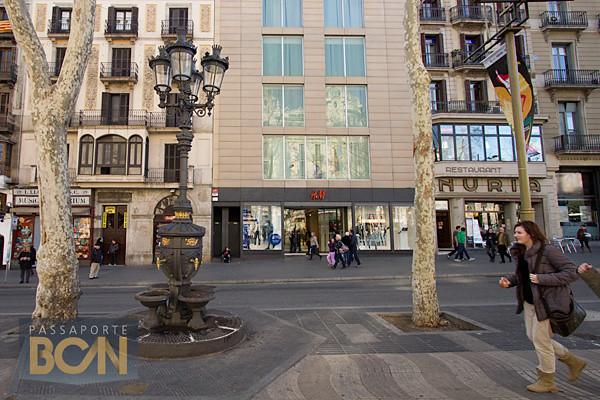 Font de Canaletes, Barcelona
