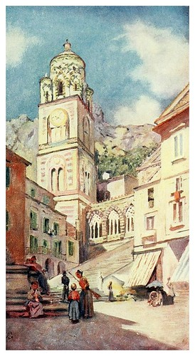 010-Catedral de Amalfi-Naples -1904- Augustine Fitzgeral