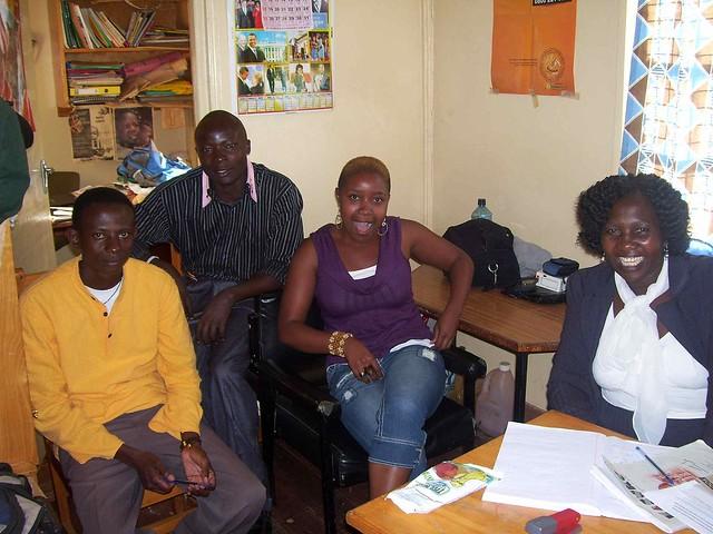 EFL Team - Eldoret