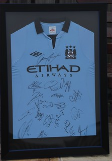 Man City Top
