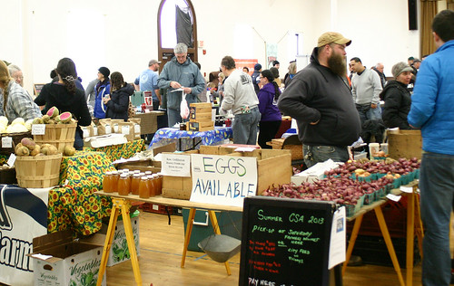 Egleston Market at a glance