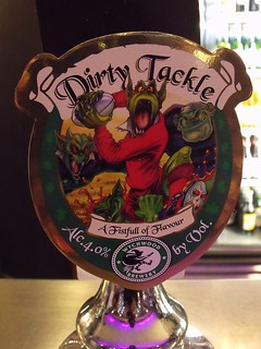 Wychwood, Dirty Tackle, England