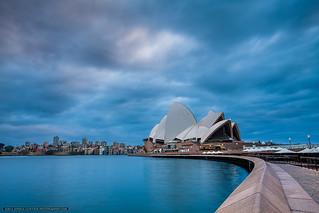 A Beautiful Morning-Sydney Australia