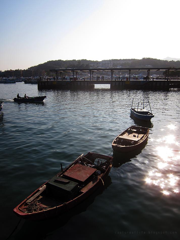 sunny sea side