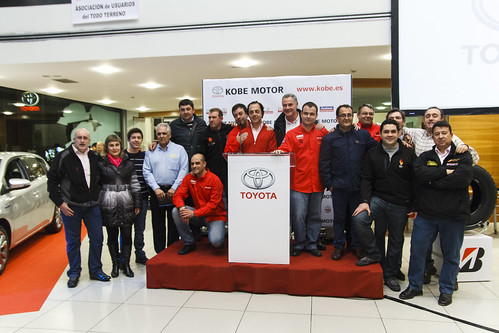 Presentación actividades Toyota Kobe Motor 2013