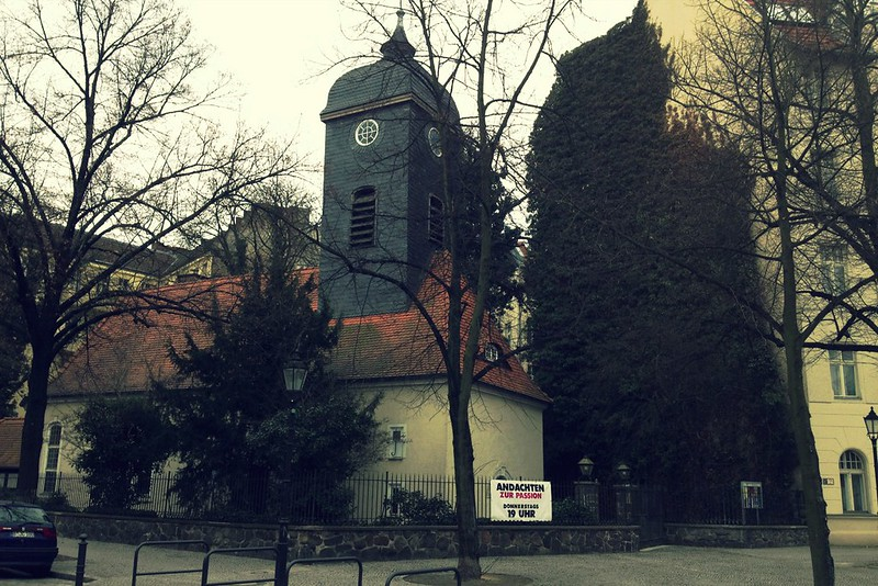Underground Guide to Berlin with everything you need to know about the bethlehem church rixdorf