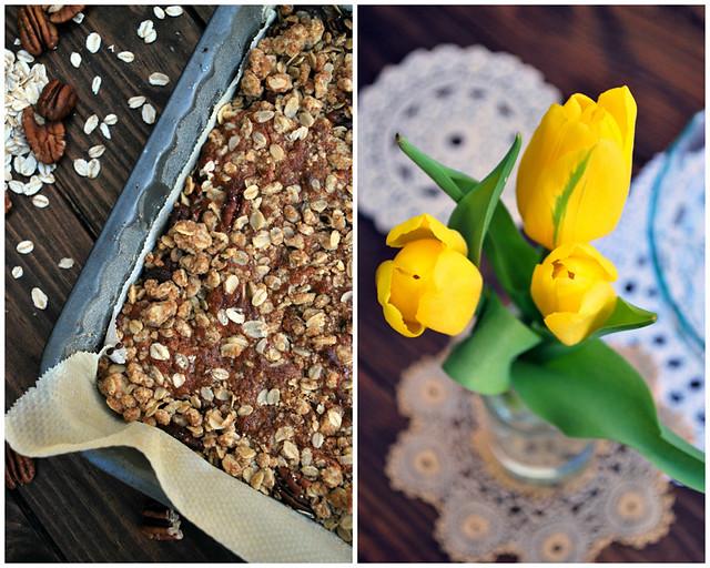 barritas avena choco dulce de leche tulipanes amarillos 640
