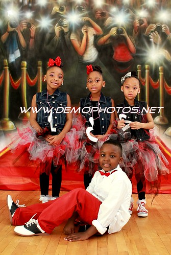 Marcus' 6 Year Old Birthday Party (with backdrop photos) by DEMO PHOTOS by DeMond Younger
