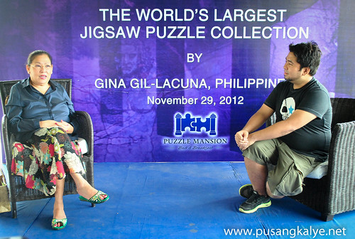 Guiness_World's Largest Jigsaw Puzzle Collection