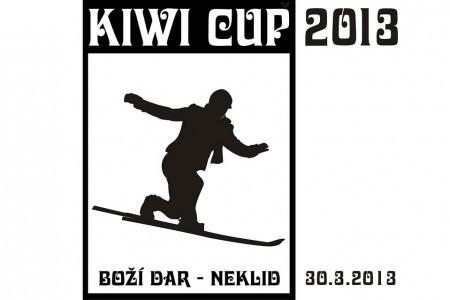 Kiwi Cup 2011 - veřejné závody na Božím Daru