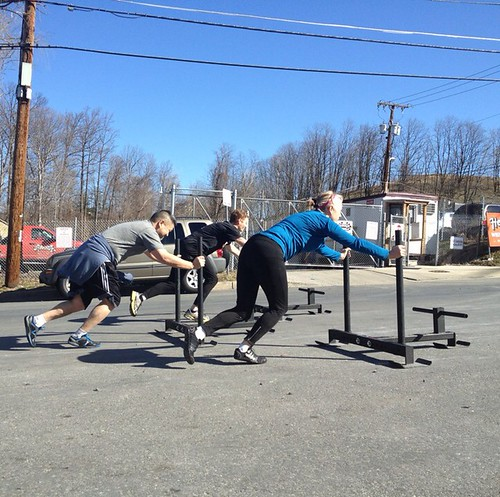 CrossFit WOD 3-9-13