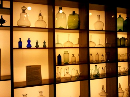 Glass at Wellcome Collection London