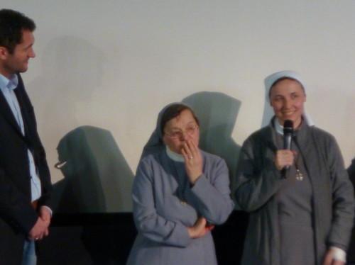 Schwester Michaela und Mutter Oberin Theresa