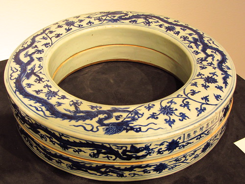 chinese porcelain box