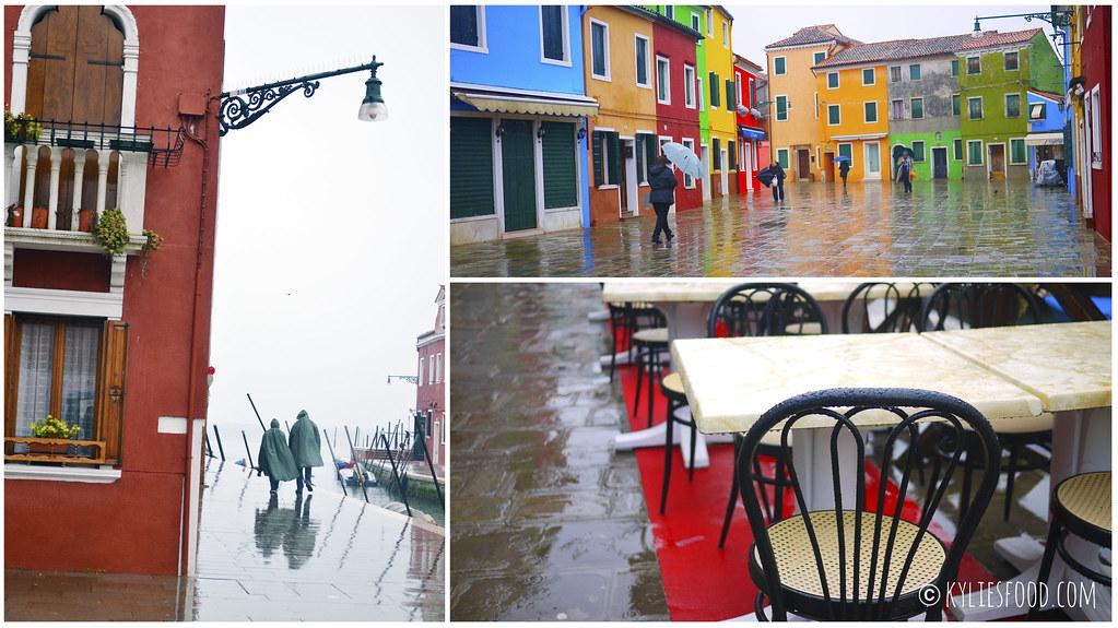 Rainy Burano