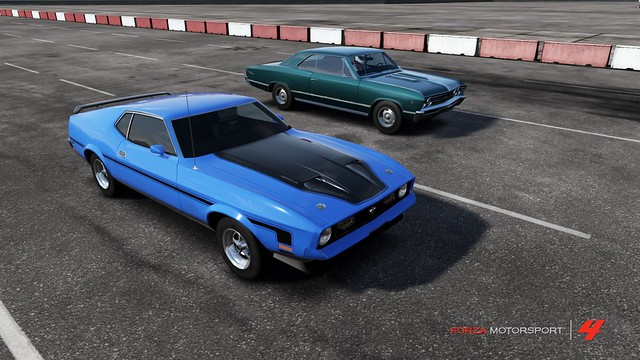 factory appearing pure stock drag racing (fapsd) *sunday races 9brand c vs brand f!
