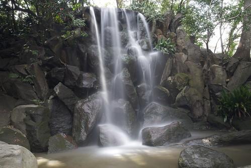 男瀧 名主の滝公園