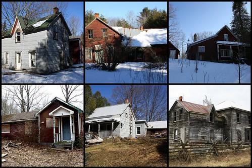 Cordova Mines Vansickle Houses