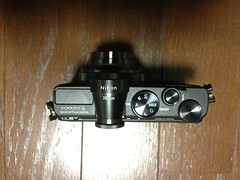 Nikon COOLPIX A and OVF