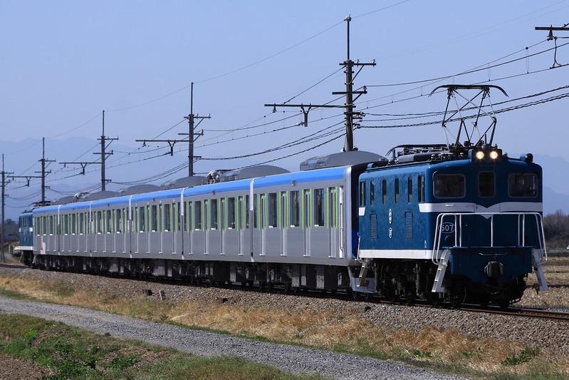 Deki507+Tobu series60000