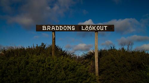 Braddons Lookout