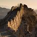 Jinshanling ridge, Great Wall of China by Oscar Tarneberg