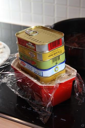 foie gras au torchon poch au vin rouge pic ma p 39 tite cuisine. Black Bedroom Furniture Sets. Home Design Ideas