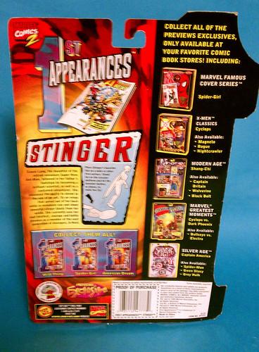 Marvel Stinger