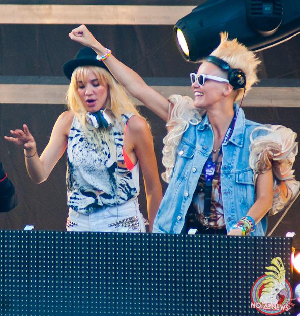 Nervo @ Ultra Music Fest 2013