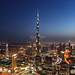 UAE - Blue Hour - Burj Khalifah by Max Loxton