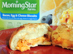 Morning Star Vegetarian Biscuits