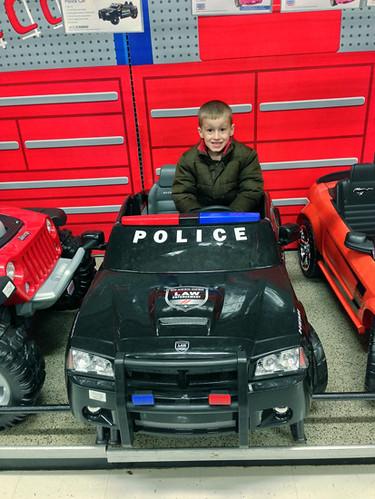 Nat-Police-Car