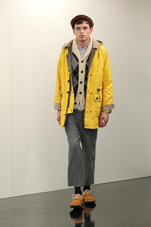 FW13 Tokyo COMME des GARCONS HOMME002_Hubi @ ACTIVA(Fashionsnap)
