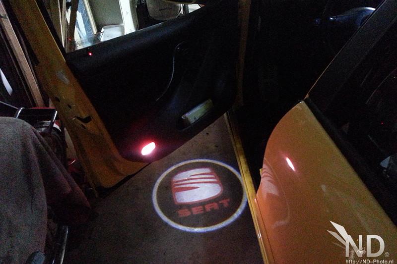 SEAT] [Ibiza 6L] Deur lamp