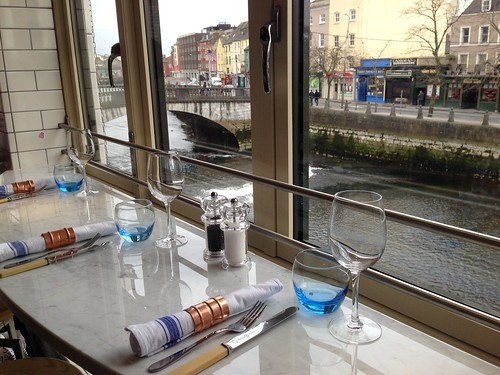 Electric Fish Bar in Cork City, Ireland