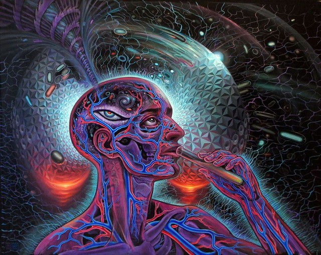 Visionary Art: The Undergrowth of Creative Expression ...