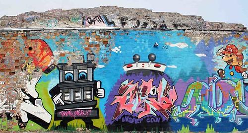 Граффити Берлин0639