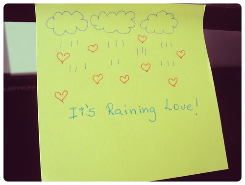83/365 - It's raining Love